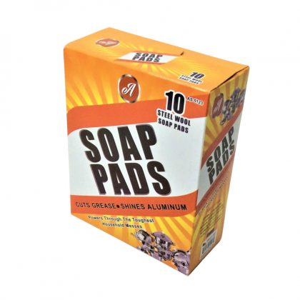 SOAP PADS ...