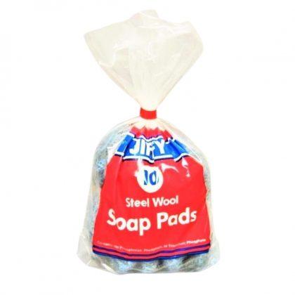 JIFFY SOAP...